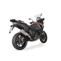 Laděný výfuk SPEEDPRO COBRA Hypershots XL Slip-on KTM 1050 ADVENTURE 2014-2020