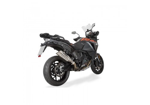 Laděný výfuk SPEEDPRO COBRA Hypershots XL Slip-on KTM 1290 ADVENTURE 2014-2020