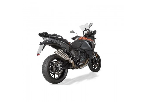 Laděný výfuk SPEEDPRO COBRA Powershots Slip-on KTM 1190 ADVENTURE 2014-2020