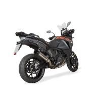 Laděný výfuk SPEEDPRO COBRA SPX Slip-on KTM 1050 ADVENTURE 2014-2020