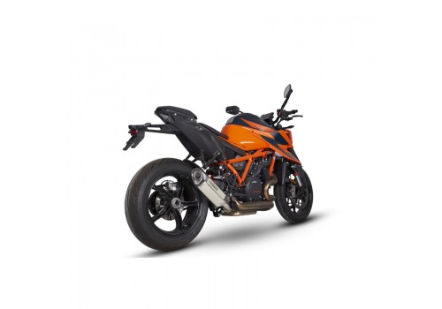 Laděný výfuk SPEEDPRO COBRA CR2 HEXAGON Slip-on KTM 1290 SUPER DUKE R 2020-