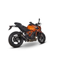 Laděný výfuk SPEEDPRO COBRA SP2 carbon Slip-on KTM 1290 SUPER DUKE R 2020-
