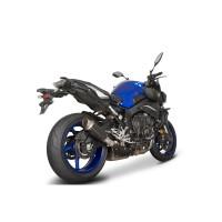 Laděný výfuk SPEEDPRO COBRA SP2 Slip-on carbon Series Yamaha MT-10 2016-2020