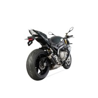 Laděný výfuk SPEEDPRO COBRA Hypershots Black Series Slip-on BMW S 1000 R 2017-