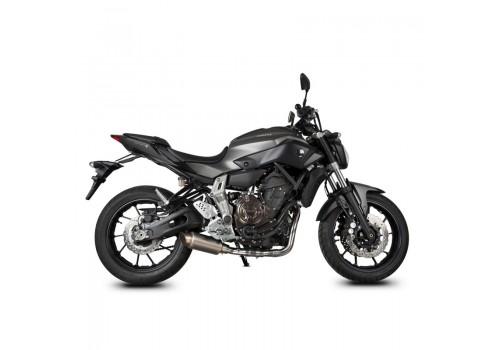 Laděný výfuk SPEEDPRO COBRA Full Systém Svody + koncovka SP2 Series Underengine Yamaha MT 07