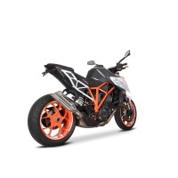 Laděný výfuk SPEEDPRO COBRA Hypershots XL Slip-on KTM 1290 SUPER DUKE R 2014-2019