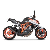 Laděný výfuk SPEEDPRO COBRA SPX BlackSeries Slip-on KTM 1290 SUPER DUKE R 2014-2019
