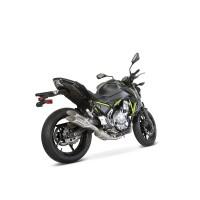 Laděný výfuk SPEEDPRO COBRA Full Systém Powerbox Svody + koncovka Ultraforce Kawasaki Ninja 650 2017-