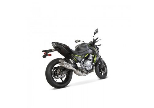 Laděný výfuk SPEEDPRO COBRA Full Systém Powerbox Svody + koncovka Ultraforce Kawasaki Z 650 2017-