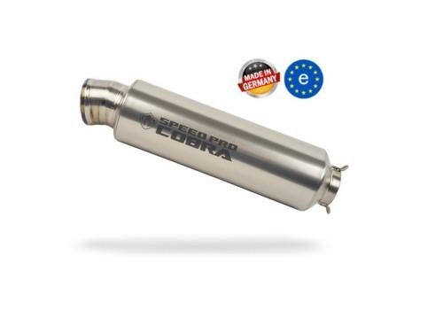 Laděný výfuk SPEEDPRO COBRA X7 Slip-on Suzuki V-Strom DL 1000 2013-2019