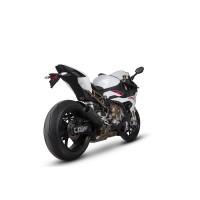 Laděný výfuk SPEEDPRO COBRA SPX Black Series / Carbon Series Slip-on BMW S 1000RR 2019-