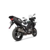Laděný výfuk SPEEDPRO COBRA Hypershots XL Slip-on Kawasaki Versys 1000 2019-