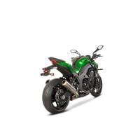 Laděný výfuk SPEEDPRO COBRA SP1 Slip-on Dual Kawasaki Z 1000 + Z 1000 SX 2017-2019