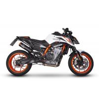 Laděný výfuk SPEEDPRO COBRA SPX orange Slip-on KTM 790 Duke 2018-2020