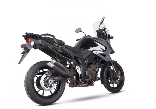 Laděný výfuk SPEEDPRO COBRA Hypershots XL Slip-on Suzuki V-Strom DL 1050 XT 2020