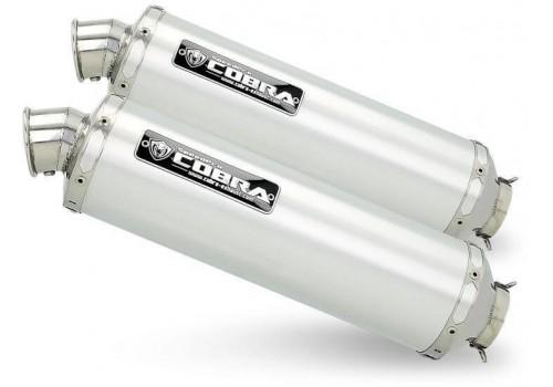 Laděný výfuk COBRA C5 pro Kawasaki Z 1000 2003-2006